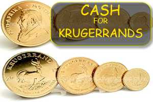 krugerrands-300x200 Sell diamond ring for cash in your pocket